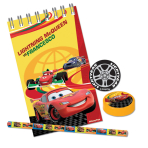Cars Stationery Favour Packs - 6 PKG/20