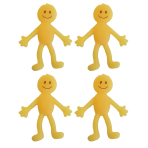 Stretchy Smiley Man - 6 PKG/4
