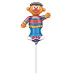 Sesame Street Ernie Mini Shape Foil Balloons A20 - 5 PC