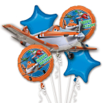 Disney Planes balloons ready for take off!
