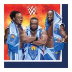 WWE Luncheon Napkins 33cm - 6 PKG/16