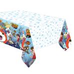 Yo-Kai Watch Plastic Tablecovers 1.37m x 2.59m - 6 PC