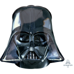 Star Wars Darth Vader Helmet SuperShape Foil Balloons P38 - 5 PC