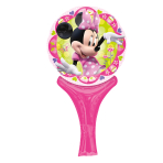 Minnie Mouse Inflate-a-Fun Foil Balloons A05 - 5 PC