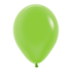 "Neon Solid Green 230 Latex Balloons 12""/30cm - 50 PC"