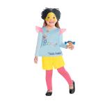 Pepi Nana Costume - Age 2-3 Years - 1 PC