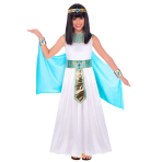 Queen of the Nile Costume - Age 10-12 Years - 1 PC