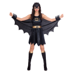 Batgirl Classic Costume - Size 10-12 - 1 PC