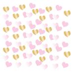 1st Birthday Pink Confetti 14g - 6 PC