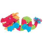 Chinese Dragon Pinatas - 4 PC