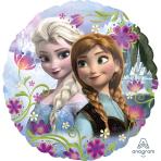 Frozen Anna & Elsa Standard Foil Balloons - S40 5 PC