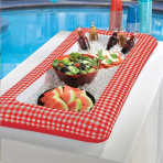 Picnic Inflatable Party Cooler - 4 PC