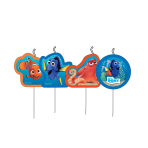 Finding Dory Pick Candles - 6 PKG/4
