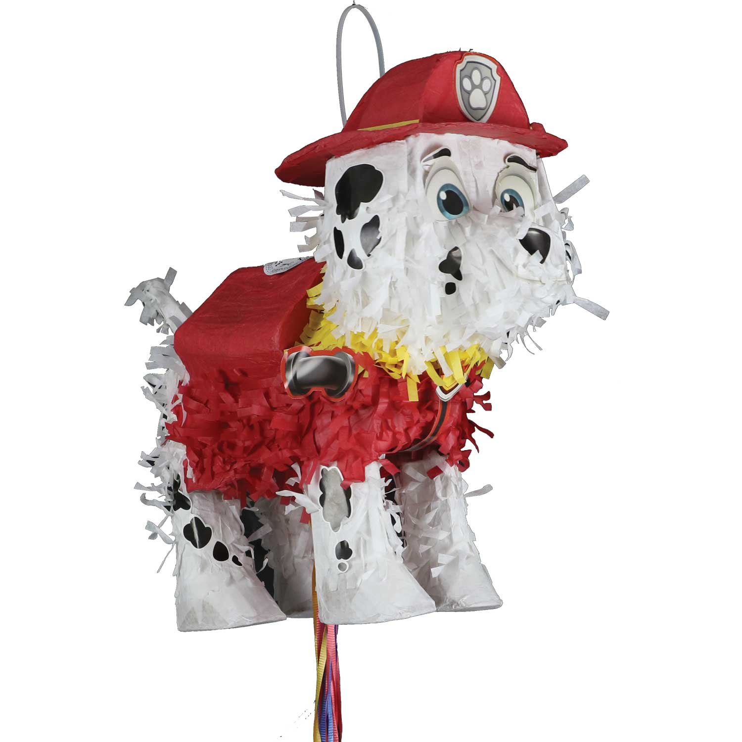 Paw Patrol Pull Pinatas 4 Pc Amscan International