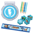 Rusty Rivets Stationery Sets - 6 PKG/16