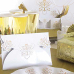 Rustic Wedding Invitations & Envelopes - 6 PKG/8