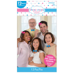 Girl or Boy Photo Props - 6 PKG/12