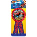 Blaze Confetti Award Ribbons - 6 PKG