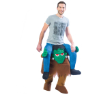 Ride a Frankie Costume - Size Standard - 1 PC