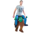 Ride a Frankie Costume - Size Standard - 1 PC