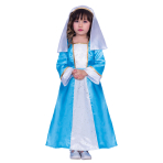 Mary Costume - Age 7-8 Years - 1 PC