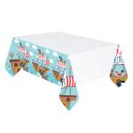 Ahoy Birthday Plastic Tablecovers 1.37m x 2.6m - 6 PC