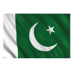 Pakistan Flag    - 1.5m x 90cm - 6 PKG
