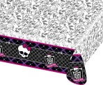 Monster High Plastic Tablecovers 1.2m x 1.8m - 10 PC