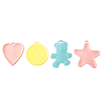 Pastel Colour Balloons Heavy Weights 16g - 50 PC