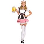 Adults Oktobermiss Costume - Size 8-10 - 1 PC