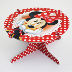 Minnie Mouse Cake Stands 25cm w x 13cm h - 6 PC