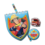 Fireman Sam Stationery Favour Packs - 6 PKG/20