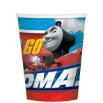 Thomas & Friends Paper Cups 266ml - 6 PKG/8