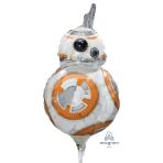Star Wars Episode 9 Rise of Skywalker Mini Shape Foil Balloons A30 - 5 PC