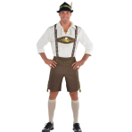 Adults Mr. Oktoberfest Men Costume - Size XXL - 1 PC