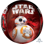 Star Wars The Force Awakens Orbz Foil Balloons G40 - 5 PC