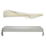 Vanilla Crème Table Roll 1m x 30.5m 1 Roll