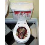 Toilet Seat Grabbers 60.9cm x 30.4cm - 9 PC