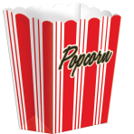 Hollywood Popcorn Small Boxes - 12 PKG/8