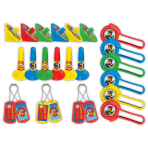 Paw Patrol Favour Packs - 5 PKG/24