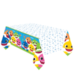 Baby Shark Paper Tablecovers 1.37m x 2.6m - 6 PC