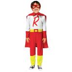 Ryan's World Costume - Age 4-6 Years - 1 PC