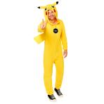 Pokemon Pikachu Costume - Standard Size - 1 PC