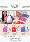 Bridal Ball Toss Games - 6 PC