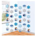 Frozen String Decorations - 6 PKG/6
