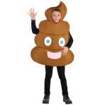 Pooper Costume - Age Child Standard - 1 PC