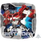 Transformers Happy Birthday Standard Foil Balloons S60 - 5 PC