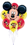 New 4 colour print licensed latex balloons!