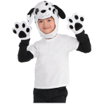 Dalmatian Costume Kit - Child Size Standard - 2 PC