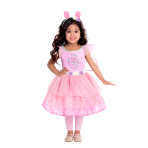 Peppa Pig Fairy Dress - Age 2-3 Years - 1 PC
